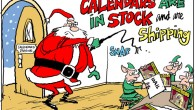 Yay!! We have a new shipmentof the 2012 DrewLitton.com Sports Calendar.The Elves are busy prepping them to be mailed starting Dec 27th so they will arrive in plenty of time...